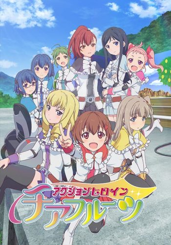Action Heroine Cheer Fruits – Todos os Episodios