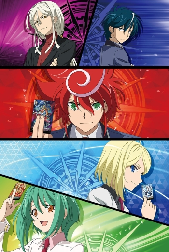 Cardfight!! Vanguard G – Todos os Episódios