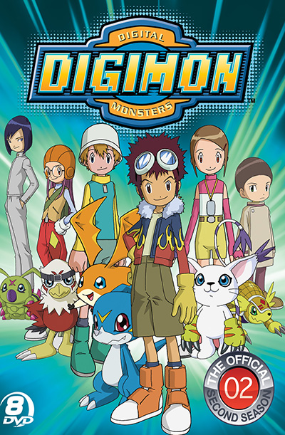 Digimon Adventure 2 (Dublado) – Todos os Episódios