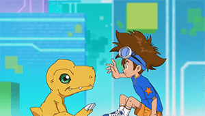 Digimon Adventure 2020 – Episódio 1