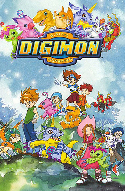 Digimon Adventure (Dublado) – Todos os Episódios