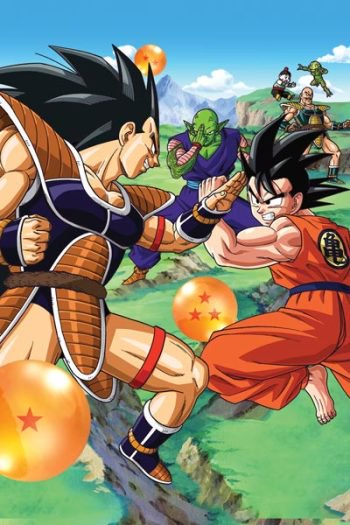 Dragon Ball Z (Dublado) Todos os Episódios
