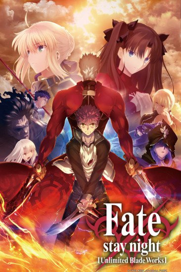 Fate/Stay Night: Unlimited Blade Works 2 – Todos os Episodios