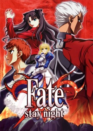 Fate/Stay Night – Todos os Episodios