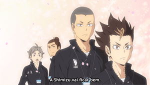 Haikyuu!!: To the Top – Episódio 10