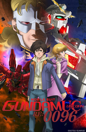 Mobile Suit Gundam Unicorn RE:0096 – Todos os Episódios