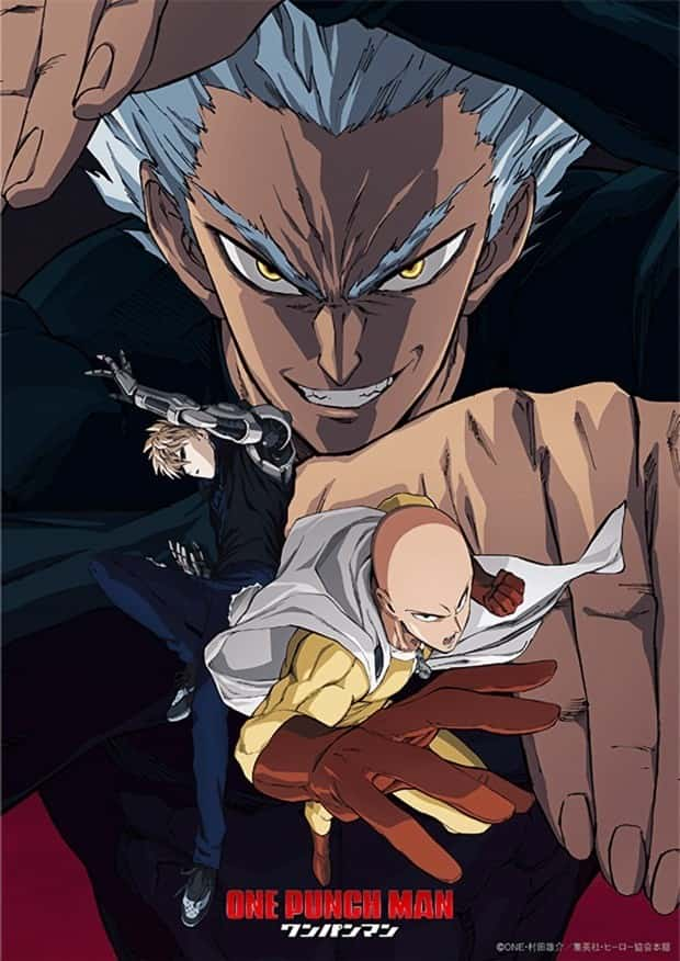 One Punch Man 2 Temporada – Todos os Episódios
