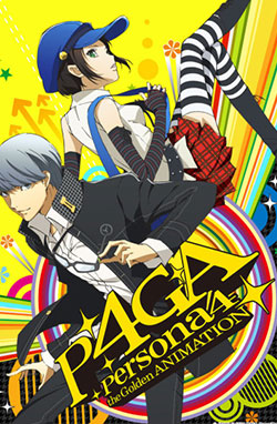 Persona 4: The Golden Animation – Todos os Episódios