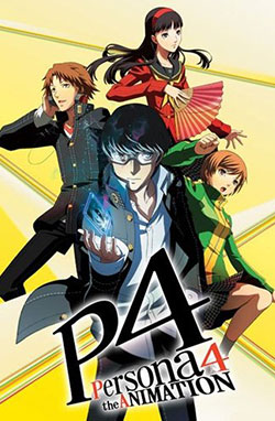 Persona 4: The Animation – Todos os Episódios