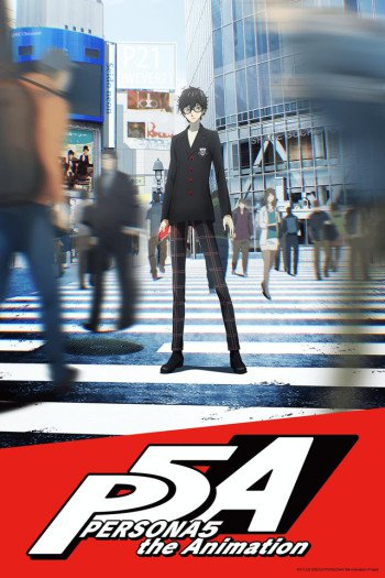 Persona 5 the Animation – Todos os Episódios