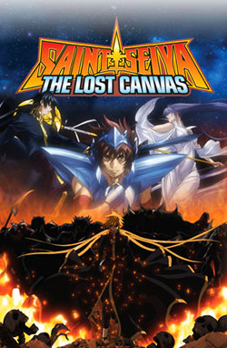 Saint Seiya: The Lost Canvas (Dublado) – Todos os Episódios