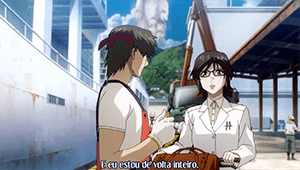 Soukyuu no Fafner: Dead Aggressor – The Beyond – Episódio 2