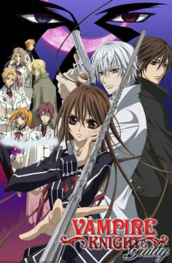 Vampire Knight Guilty – Todos os Episódios