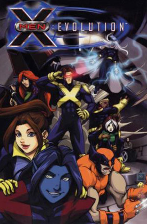 X-Men Evolution – Dublado – Todos os Episódios
