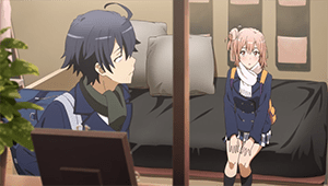 Yahari Ore no Seishun Love Comedy wa Machigatteiru. Kan – Episódio 4