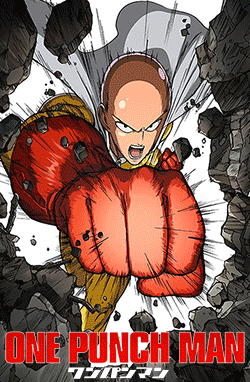 One Punch Man – Todos os Episódios